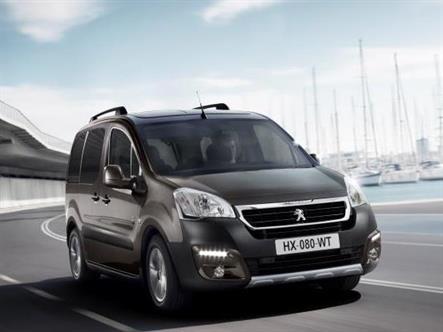 Peugeot привезет в Женеву новый Partner