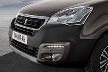 Peugeot привезет в Женеву новый Partner, фото 1