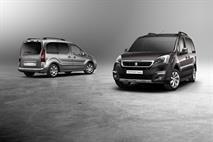 Peugeot привезет в Женеву новый Partner, фото 2