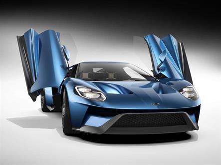 Ford выпустит 12 новых спорткаров