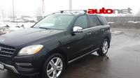 Mercedes-Benz ML 350 CDI 4MATIC
