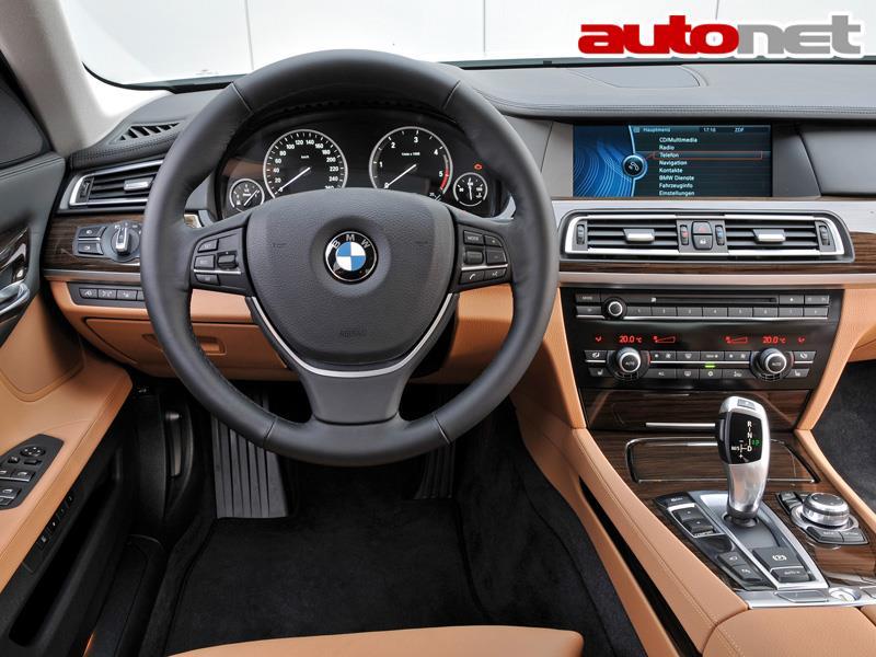 технические характеристики Bmw 730d F01 245 лс седан 4 дв