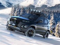 Новая Chevrolet Niva проходит испытания в Европе и России