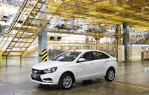 Lada Vesta получит более 11 модификаций, фото 1