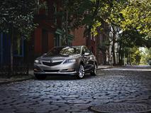 Acura RLX появился в США, фото 1