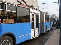 Московские водители стали реже блокировать трамваи и троллейбусы, фото 1