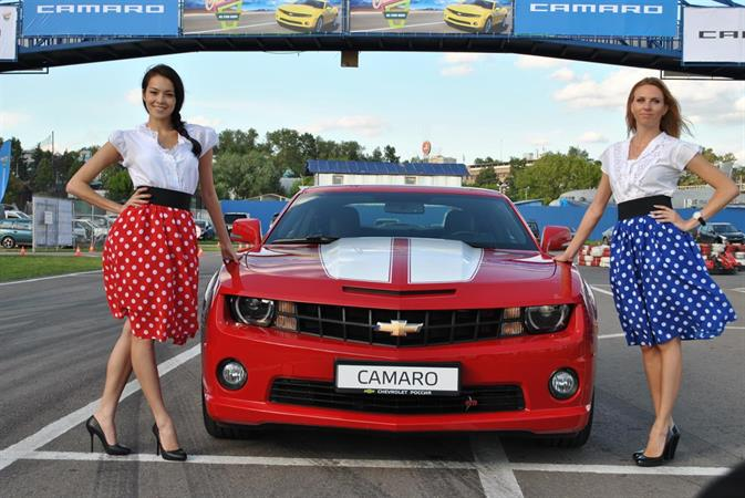 Через год появится шестое поколение Chevrolet Camaro, фото 1