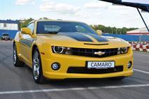 Через год появится шестое поколение Chevrolet Camaro, фото 3