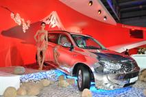 В Нью-Йорке покажут новый Mitsubishi Outlander, фото 1
