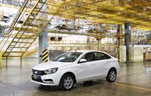 После Lada Vesta АвтоВАЗ займется производством машин другого уровня, фото 1