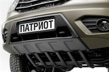УАЗ представил эксклюзивные внедорожники «Патриот» и «Хантер», фото 2
