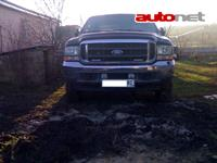 Ford F-350 6.0 TD Crew Cab Super Duty Long 4WD
