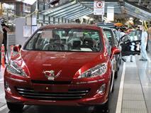 Завод Peugeot Citroen остановят до середины июля