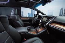 Тойота Alphard, поколение второе, фото 2