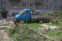 ЦОДД Москвы сообщил об ухудшении погодных условий, фото 1