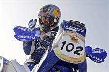 Победный финиш VEB Racing и Анастасии Нифонтовой на ралли Abu Dhabi Desert Challenge 2015!, фото 2