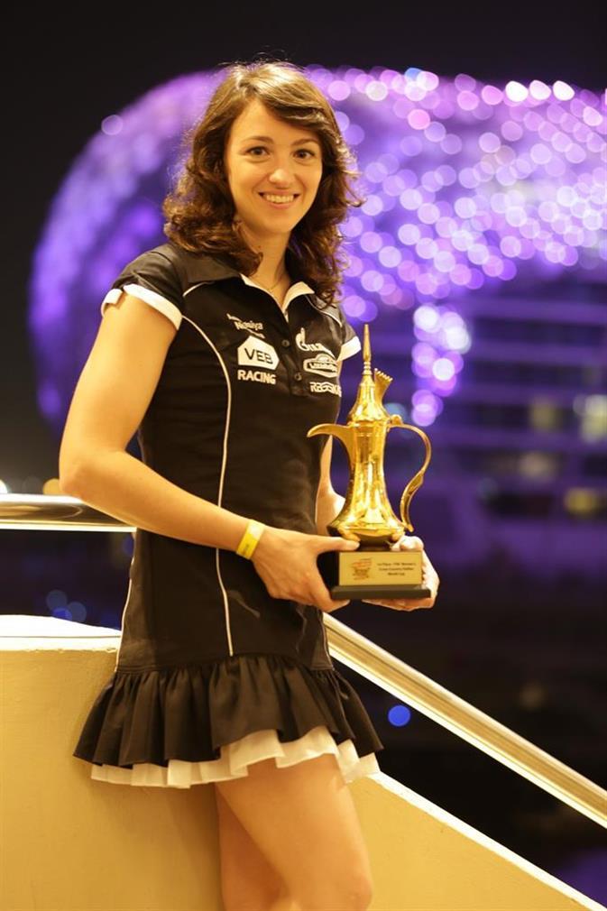 Победный финиш VEB Racing и Анастасии Нифонтовой на ралли Abu Dhabi Desert Challenge 2015!, фото 11