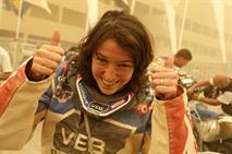 Победный финиш VEB Racing и Анастасии Нифонтовой на ралли Abu Dhabi Desert Challenge 2015!, фото 9