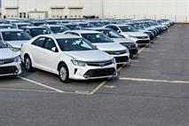 Toyota начала сборку новой Camry под Санкт-Петербургом, фото 3