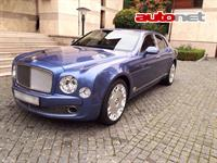 Bentley Mulsanne 6.75 T