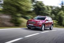 Jeep Cherokee получил двухлитровый дизельный мотор, фото 1