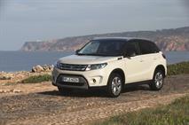 У Suzuki появилась новая Vitara, фото 1