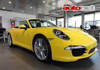Porsche 911 Carrera 4 Cabrio 3.4
