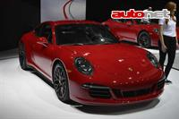 Porsche 911 Carrera 4S Cabrio 3.8