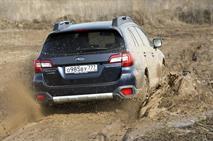 В Россию едет новый Subaru Outback, фото 3