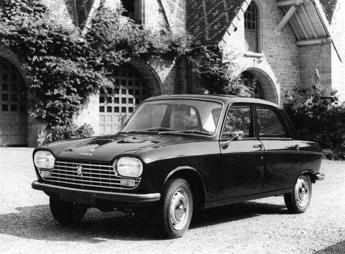 Юбилей четырех моделей Peugeot, фото 6
