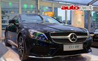 Mercedes-Benz CLS 400 4MATIC