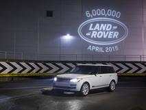 Land Rover выпустил 6-миллионный внедорожник, фото 1