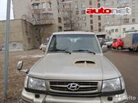 Hyundai Galloper 2.5 CRDi 4WD