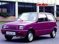 Lada (ВАЗ) Ока 11113 0.8