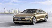 Volkswagen показал в Шанхае сразу две заряженные новинки, фото 1