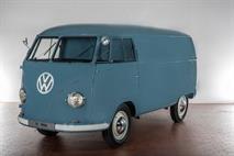 Первому минивэну Volkswagen исполнилось 65 лет, фото 3