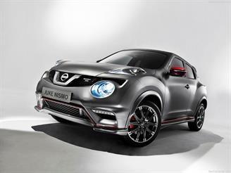 Nissan раскрыл цены Juke Nismo RS