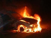 В Москве опять горят машины