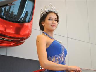 «Мисс России 2015» подарили автомобиль