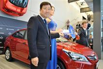 «Мисс России 2015» подарили автомобиль, фото 1