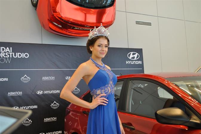 «Мисс России 2015» подарили автомобиль, фото 18