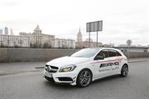 AMG на Moscow Raceway, фото 6