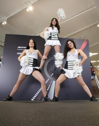 AMG на Moscow Raceway, фото 9