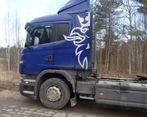 Весной чаще угоняют грузовики и спецтехнику, фото 1