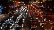 Сегодня центр Москвы встанет в многокилометровых пробках, фото 1