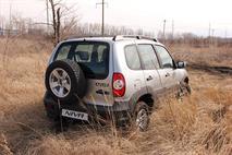 GM-AvtoVAZ представил Chevrolet Niva для буксировки прицепов, фото 1