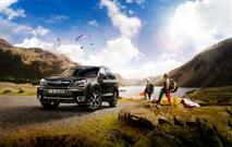 Начались продажи нового Subaru Forester, фото 1