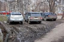 Мосгордума поддержала идею повышения штрафов за парковку на газонах, фото 1
