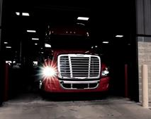 Daimler выпустил беспилотный тягач на городские дороги, фото 1