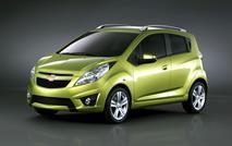 Chevrolet отзывает в России хетчбэки Spark, фото 1